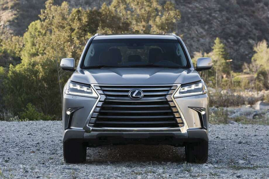 Lexus LX 570: All-terrain luxury now offering a two-row version