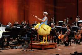 """The Houston Symphony will close out the 2018-19 BBVA Compass Family Series with """"Once Upon a Time"""" at 10 and 11:30 a.m. Saturday, April 27, with special guests: the student dancers from the Kinder High School for the Performing and Visual Arts."""