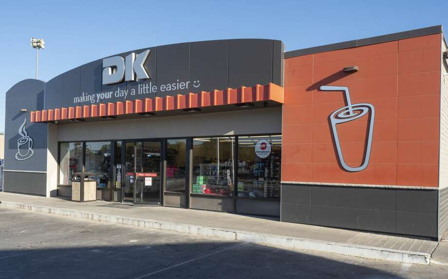 7-Eleven stores are being rebranded as DK stores like this one 04/18/19 at Loop250 and N. A Street. Tim Fischer/Reporter-Telegram Photo: Tim Fischer/Midland Reporter-Telegram