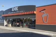 7-Eleven stores are being rebranded as DK stores like this one 04/18/19 at Loop250 and N. A Street. Tim Fischer/Reporter-Telegram