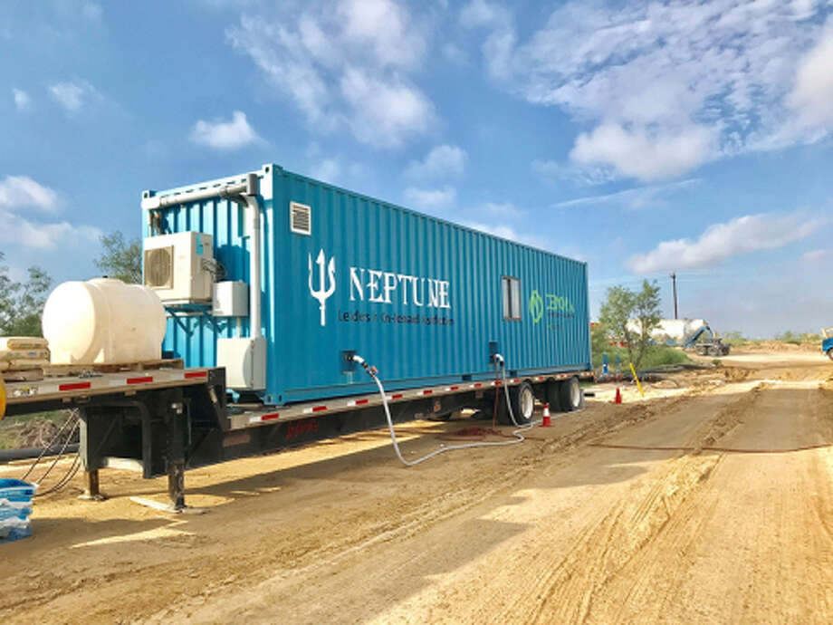 De Nora has acquired a majority stake in Neptune Enterprises to form a water services company offering water treatment, frac water disinfecting and produced water recycling services to its Permian Basin customers. Photo: Photo Courtesy De Nora Neptune
