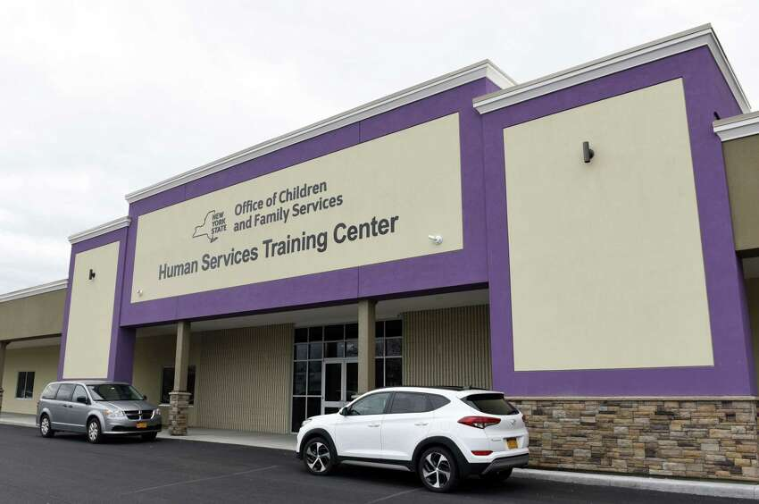 THe New York State Office of Children and Family Services Human Services Training Center on Thursday, April 18, 2019 in East Greenbush, NY. (Phoebe Sheehan/Times Union)