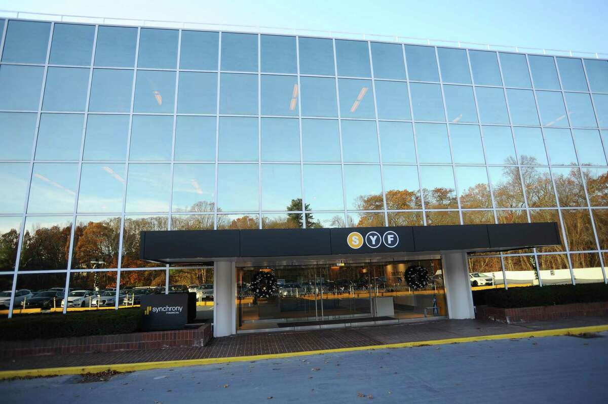 Synchrony is headquartered at 777 Long Ridge Road in Stamford, Conn.