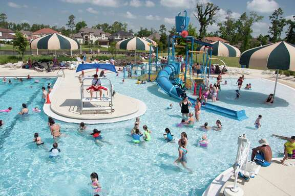 Season pool passes in The Woodlands are on sale. They are valid for entry at 14 township pools, including Rob Fleming Aquatic Center, throughout The Woodlands during the regular season, which begins May 31. Select pools are open during preseason beginning May 1.