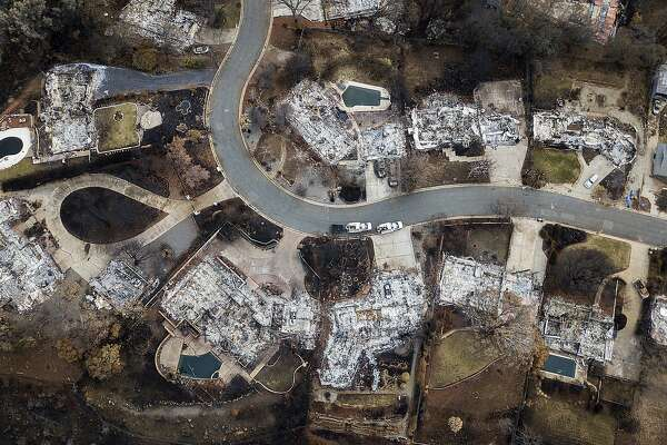 Water in Paradise, site of worst California fire, contaminated with cancer chemical