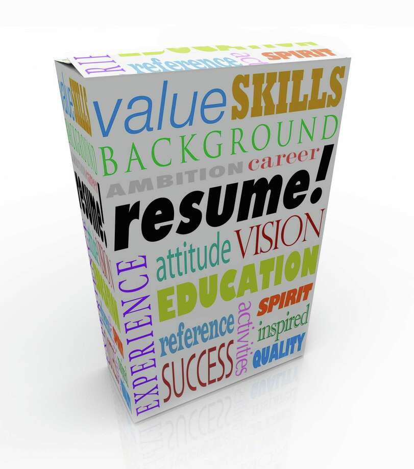 It takes more than a sterling resume — even one boxed as this one is — and success to build a satisfying life. Photo: IQoncept /iQoncept - Fotolia / iQoncept - Fotolia