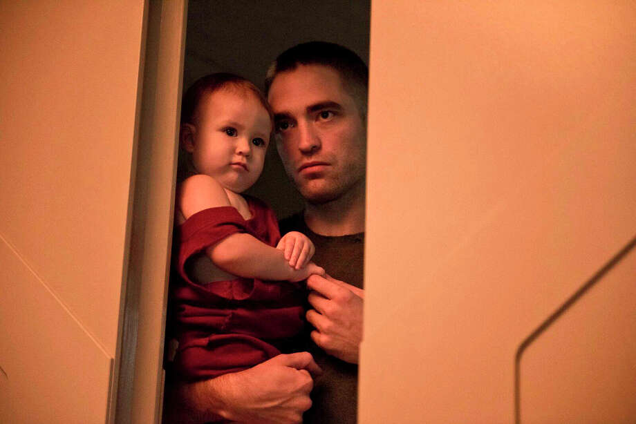 "This image released by A24 Films shows Robert Pattinson in a scene from ""High Life."" (A24 Films via AP) / A24 Films"