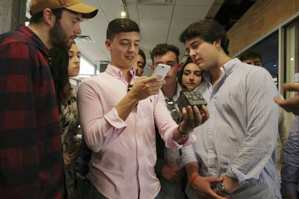 Trinity University exchange program shows Spanish visitors around San Antonio