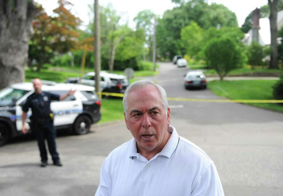 1. Richard Conklin Stamford Police Captain $438,300* *Includes $112,696 in extra-duty pay Photo: Tyler Sizemore / Hearst Connecticut Media / Greenwich Time