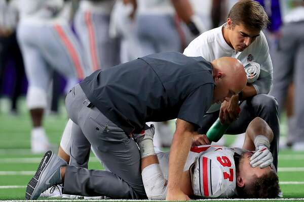 Ouch: 49ers' draft continued offseason's injury theme