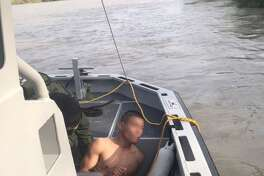Border Patrol said an individual was rescued from drowning in the Rio Grande River near Laredo on Wednesday.