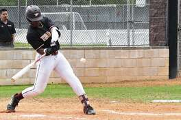 TAMIU designated hitter Obi Obinwa had a dominant series against LCU going a combined 6-for-10 with two homers, nine runs and six RBIs in three games.