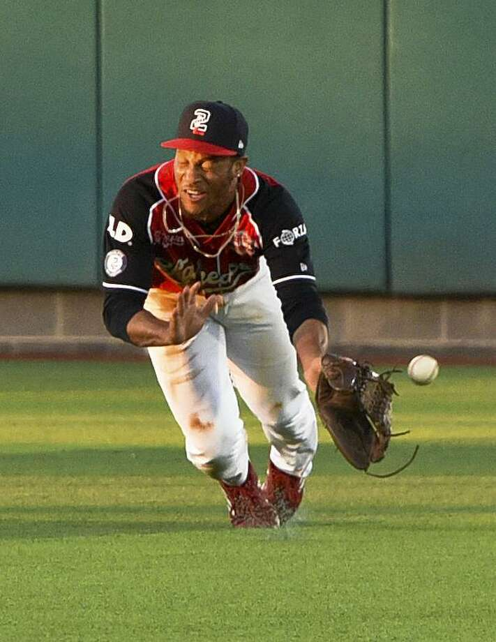 The Tecolotes Dos Laredos were swept for the first time in their last 23 series as the team fell 6-1 in Laredo Thursday night to Generales de Durango. Johnny Davis finished 2-for-4 with a run and two stolen bases. Photo: Danny Zaragoza /Laredo Morning Times / Laredo Morning Times