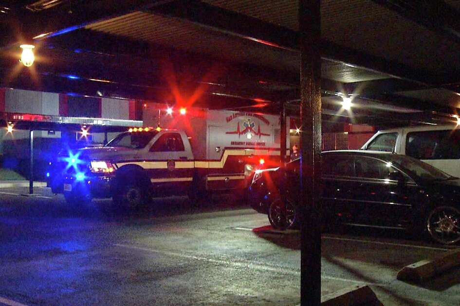 A 17-year-old man was allegedly shot in the back by another passenger in the same car, according to San Antonio police.