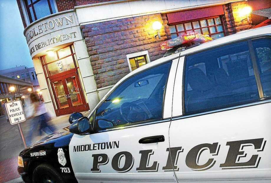 Middletown Police Department Photo: /