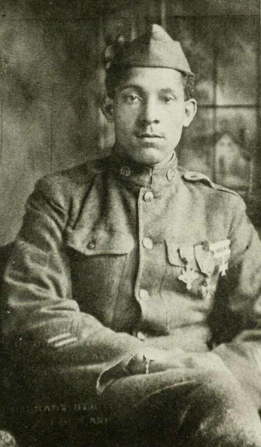 William Butler of Salisbury, Maryland was a celebrated hero of World War I. Photo: War Department Files/War Department Files / Courtesy