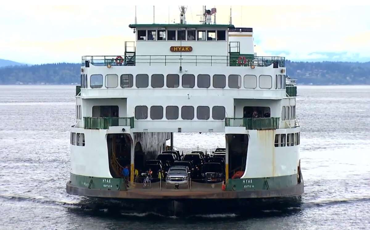 Washington State Ferries is working to go even greener.