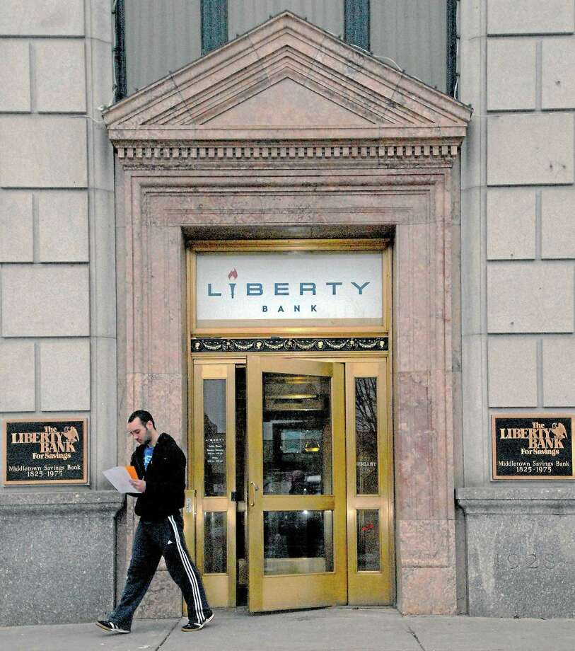 The Middlesex United Way's highest campaign honor, the Corporate Spirit Award, will be presented to Liberty Bank of Middletown. Photo: File Photo