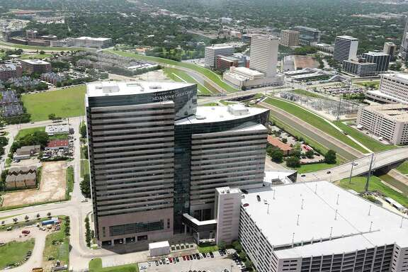 MD Anderson Cancer Center is in the Texas Medical Center in Houston.