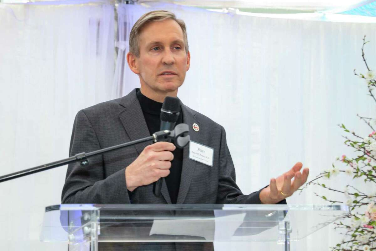 Dr. Peter Pisters is president of MD Anderson Cancer Center in Houston, Texas.