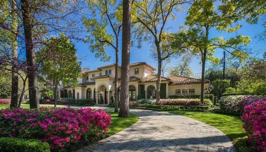 Pro golfer Mark O'Meara's Houston home Photo: Realtor.com