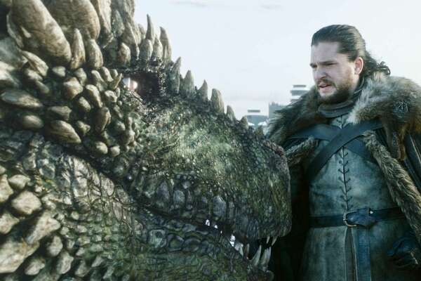 Jon Snow's Targaryen blood allows him to become a dragonrider.