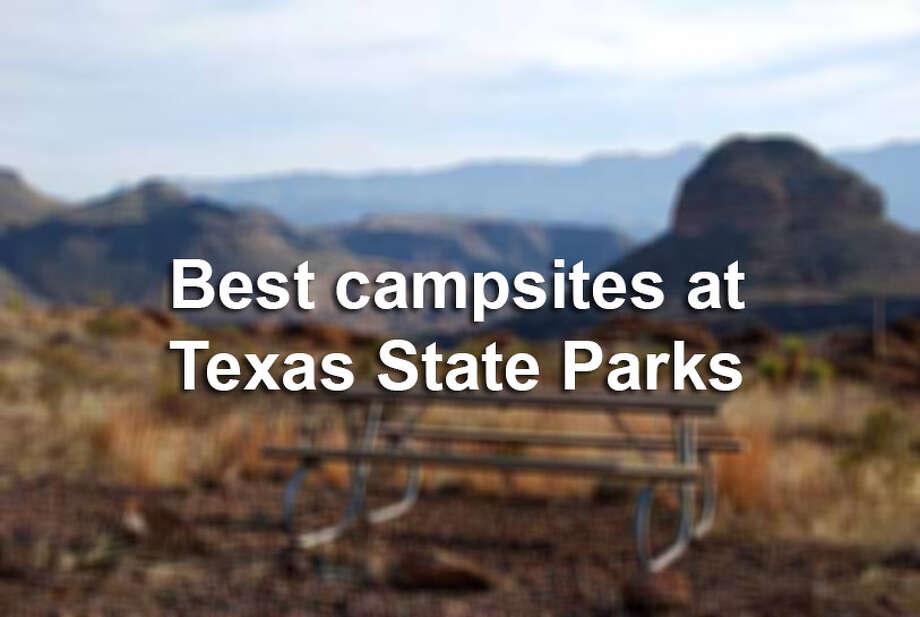 Spending a night underneath Texas' big, bright, starry sky is a favorite for any lover of the outdoors, but choosing the best campsite can be tricky. We talked to Texas Parks and Wildlife magazine as well as staff from parks around the state to find out the best place to pitch your tent >>> Photo: Texas Parks & Wildlife