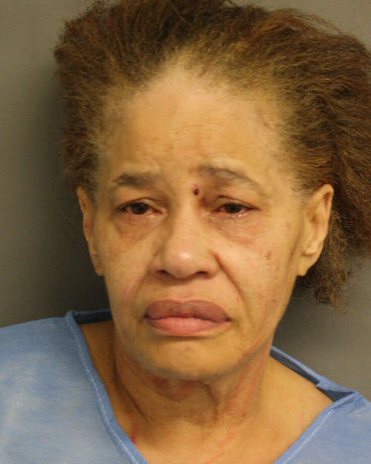 Janet Alexander, 69, was charged with murder for allegedly stabbing her husband, Lionel Alexander, 64, to death on April 28, 2018, inside their home in the 9900 block of Valley Wind Drive. Photo: Houston Police Department