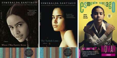 Esmeralda Santiago book covers.