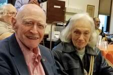 """Mildred """"Millie"""" Siegel, with husband Mort, will be honored with a memorial, dedication and fundraising concert at the Danbury Music Center May 24."""