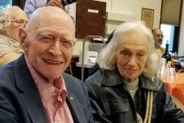 "Mildred ""Millie"" Siegel, with husband Mort, will be honored with a memorial, dedication and fundraising concert at the Danbury Music Center May 24."