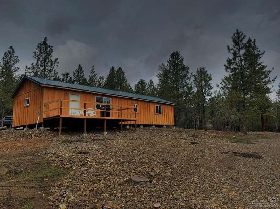 The historic Kinzua Ranch with 40,000 acres in eastern Oregon is on the market for $30 million. It's the week's most expensive new listing. Photo: Realtor.com