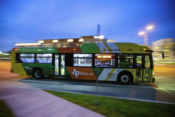 Metro Mulling Ads In And On Buses Trains And Stations Houstonchronicle Com