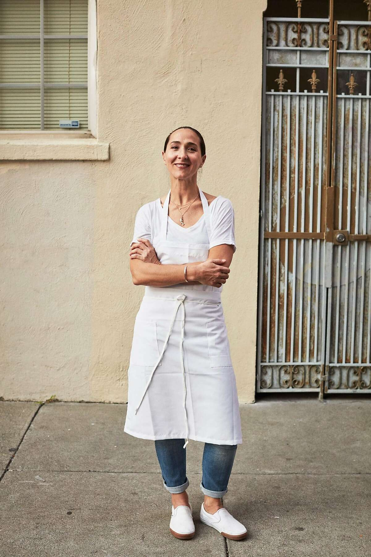 """Gabriela Camara, author of """"My Mexico City Kitchen,"""" which will publish April 30, and chef-owner of Cala and Tacos Cala in San Francisco and Contramar in Mexico City."""