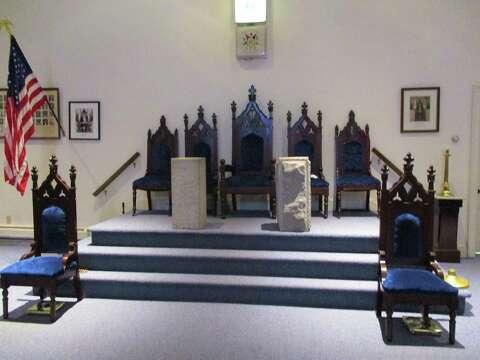 Litchfield's Masonic Lodge comes full circle - NewsTimes