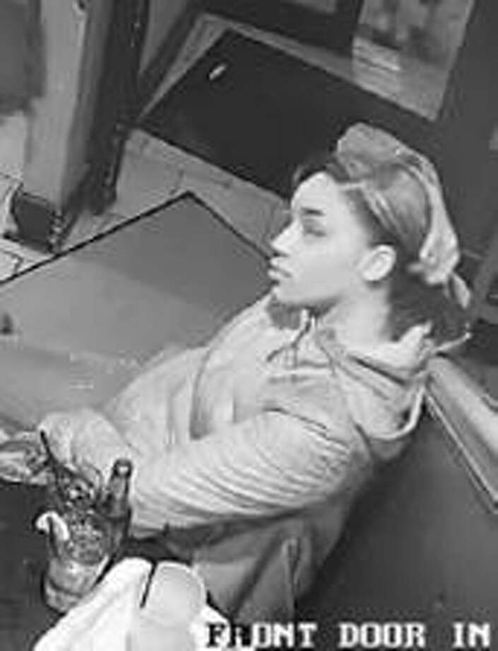 The Albany police are attempting to identify the pictured woman in reference to an ongoing assault investigation. (Albany police)