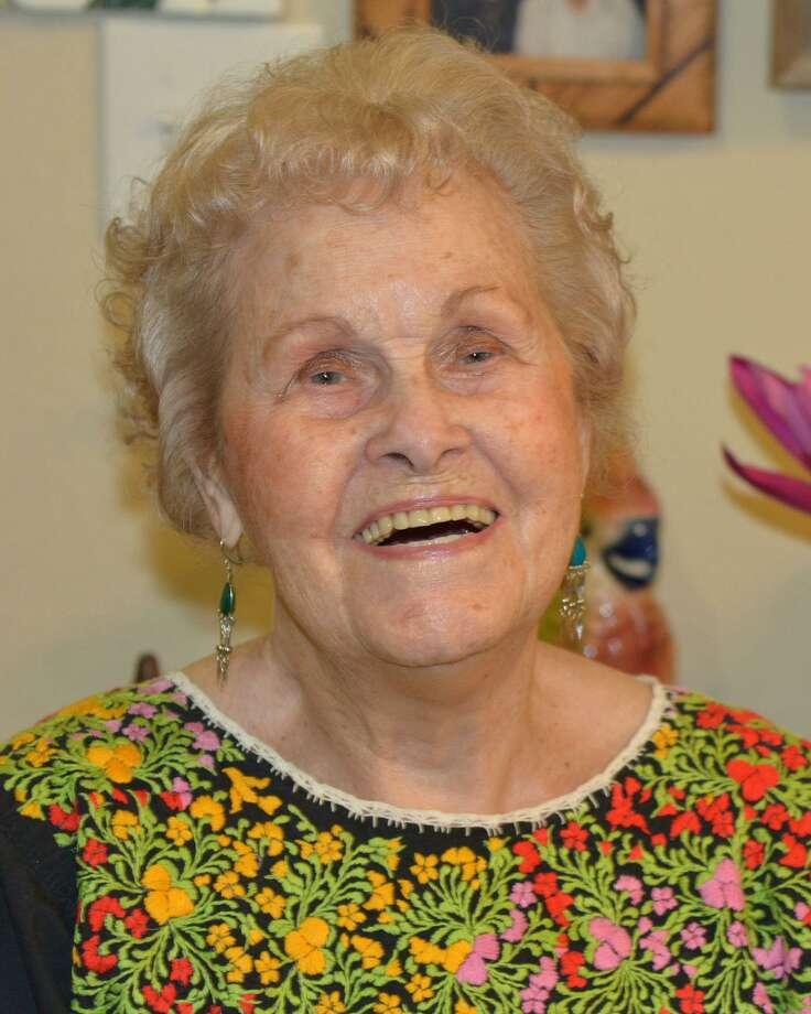 Mary Taylor Newcomb Dolge was known as Aunty Mary to many. Photo: Courtesy