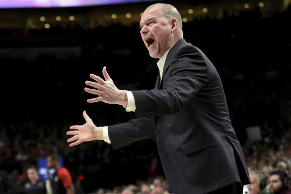 Nuggets coach Mike Malone calls Spurs coach Gregg Popovich's endorsement the key to his career in pro basketball. The two are locking horns in the playoffs.