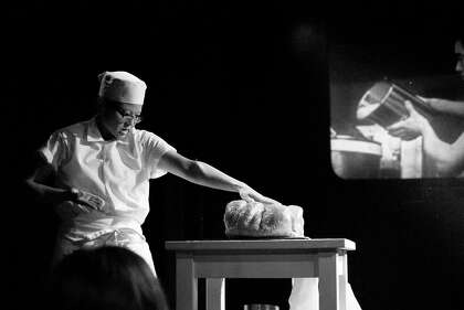 Homoerotic bread-baking on full display in Oakland