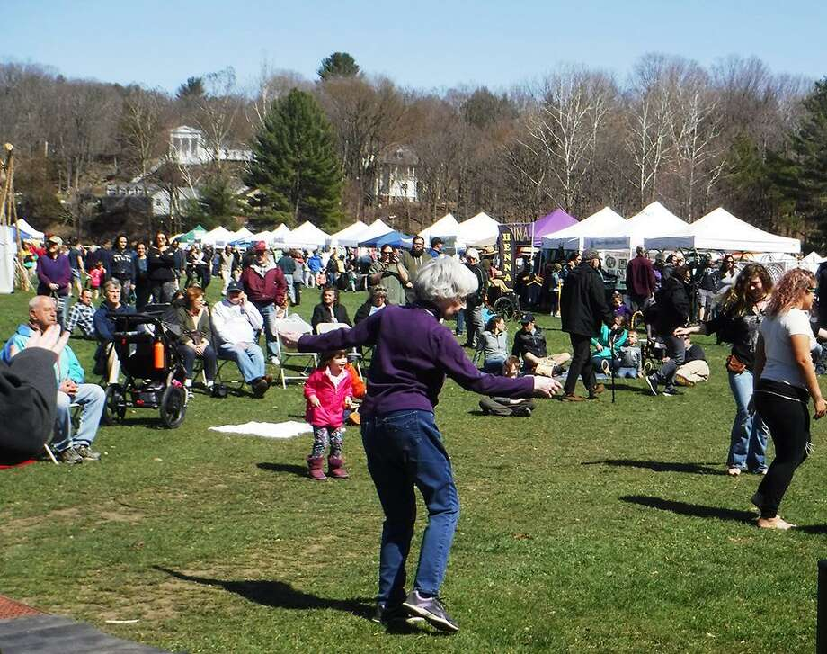 The 25th annual Woodbury Earth Day Festival will be held May 4, 2019, 11 am.-4 p.m. at Hollow Park. Photo: Contributed Photo
