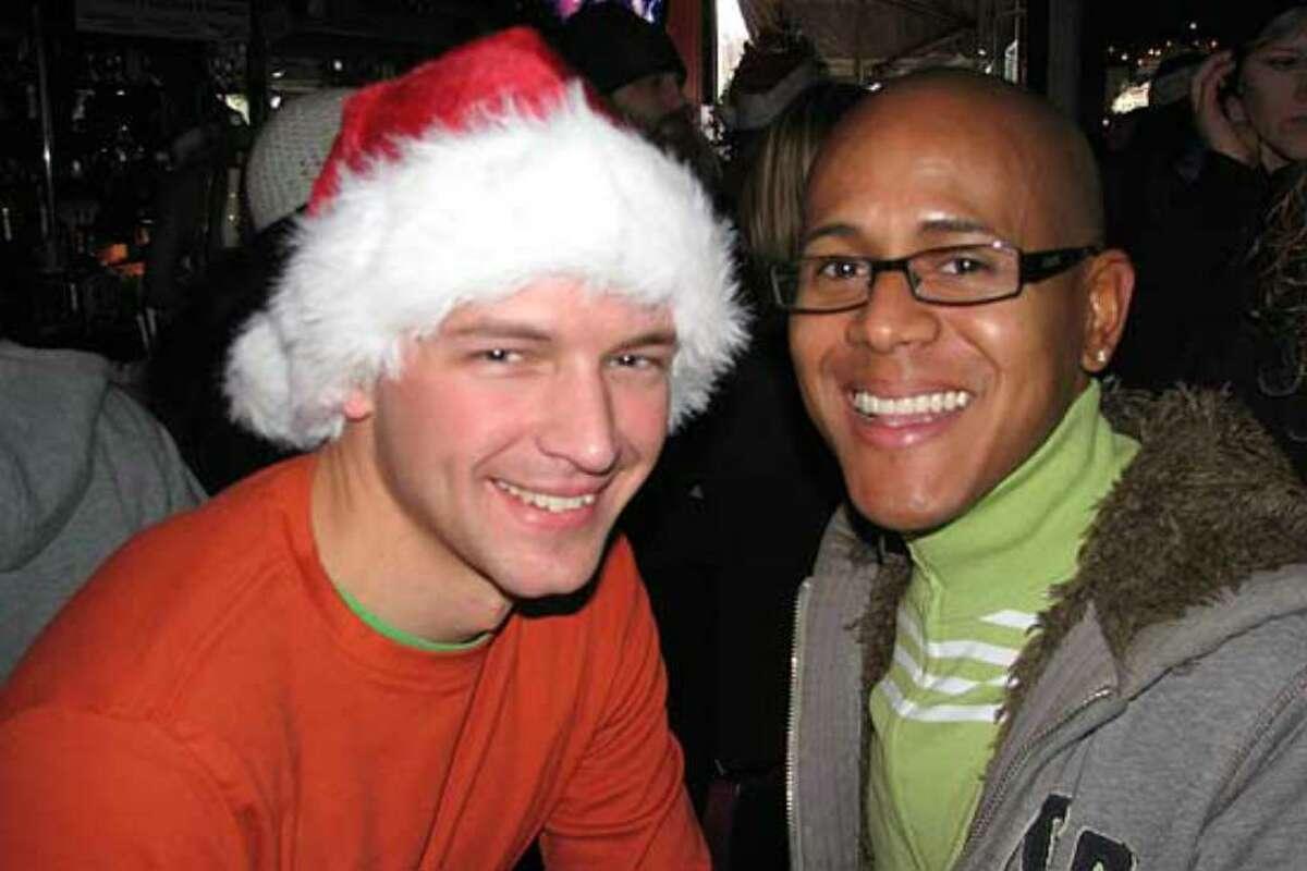 Were you seen at Santa Speedo Sprint 2009?