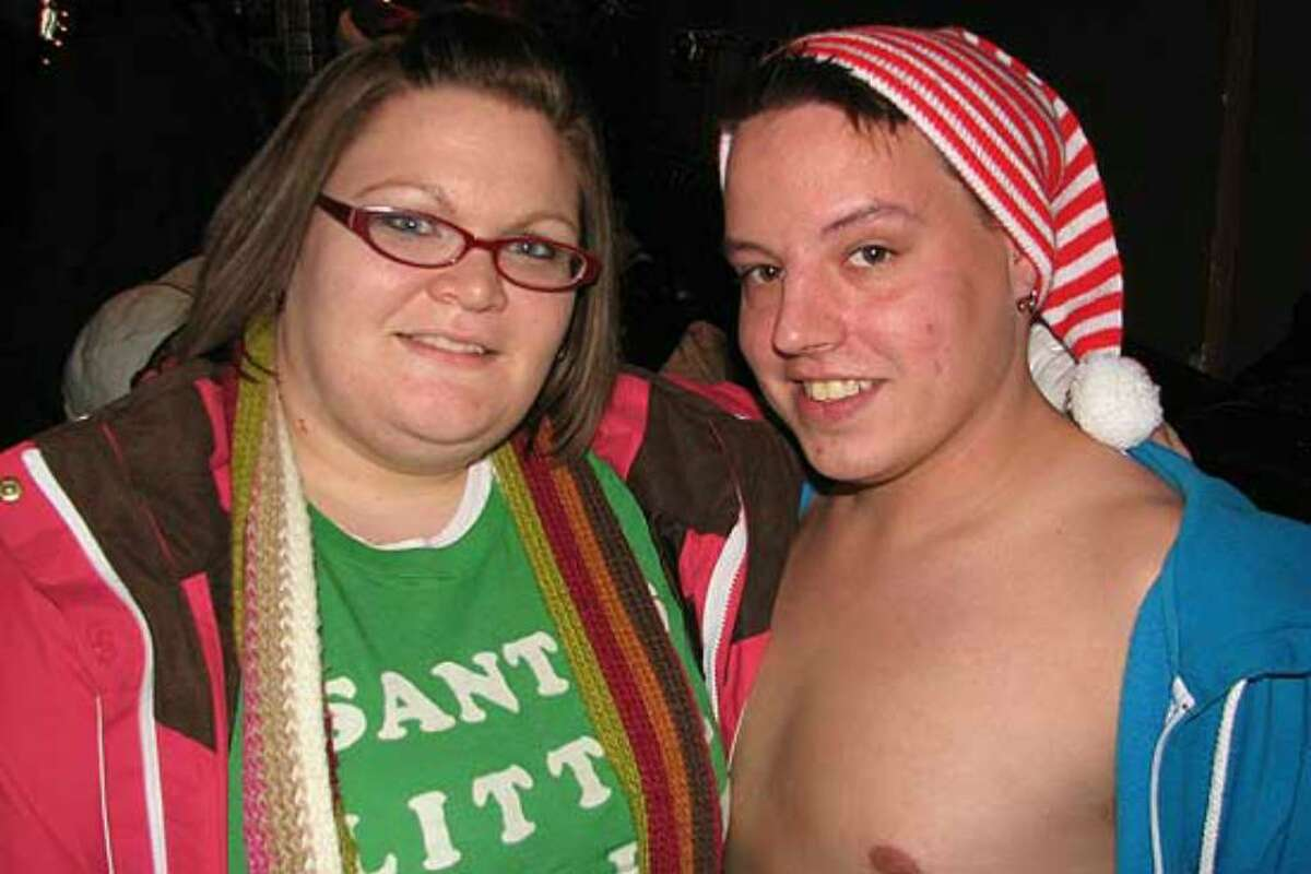 Were you seen at Santa Speedo Sprint 2009?