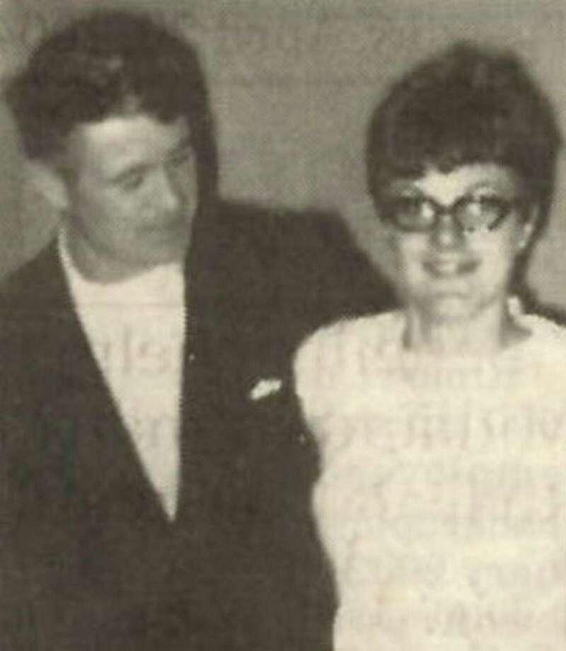 Roy and Pat Mason