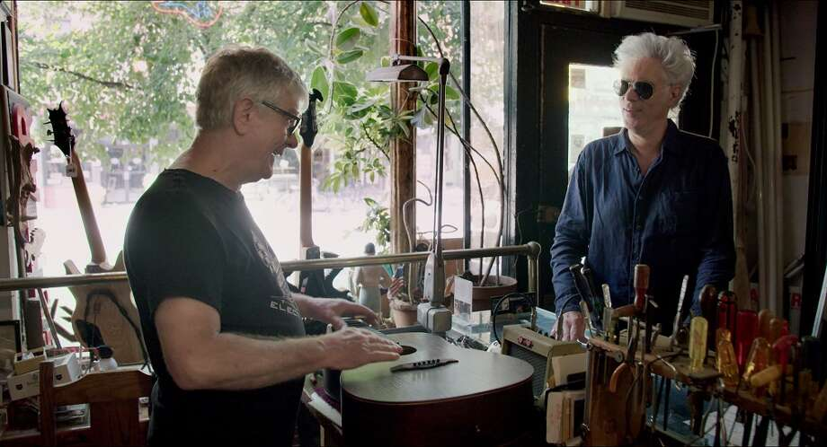 Director: Ron MannWith: Rick Kelly, Cindy Hulej, Jim Jarmusch, Lenny Kaye, Bill Frisell, Eszter Balint, Nels Cline, Kirk Douglas, Eleanor Friedberger, Marc Robit, Charlie Sexton, Christine Bougie.Release date: Apr 24, 2019Official site: http://www.carminestreetguitarsfilm.com Photo: Courtesy Of Sphinx Productions
