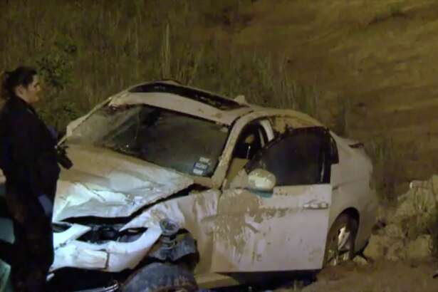 Harris County Sheriff's deputies are investigating a car crash in Cypress that left a woman dead after her car ended up at the bottom of a drainage ditch Friday near U.S. 290 and Texas 99.