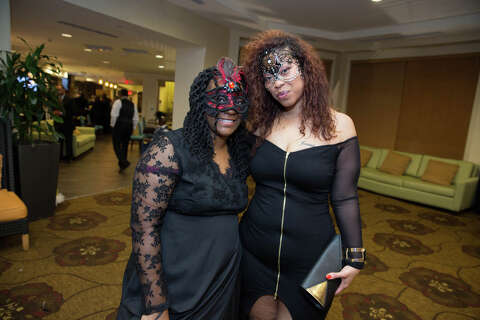Photos: Masks could not hide the Fiesta mood at the annual