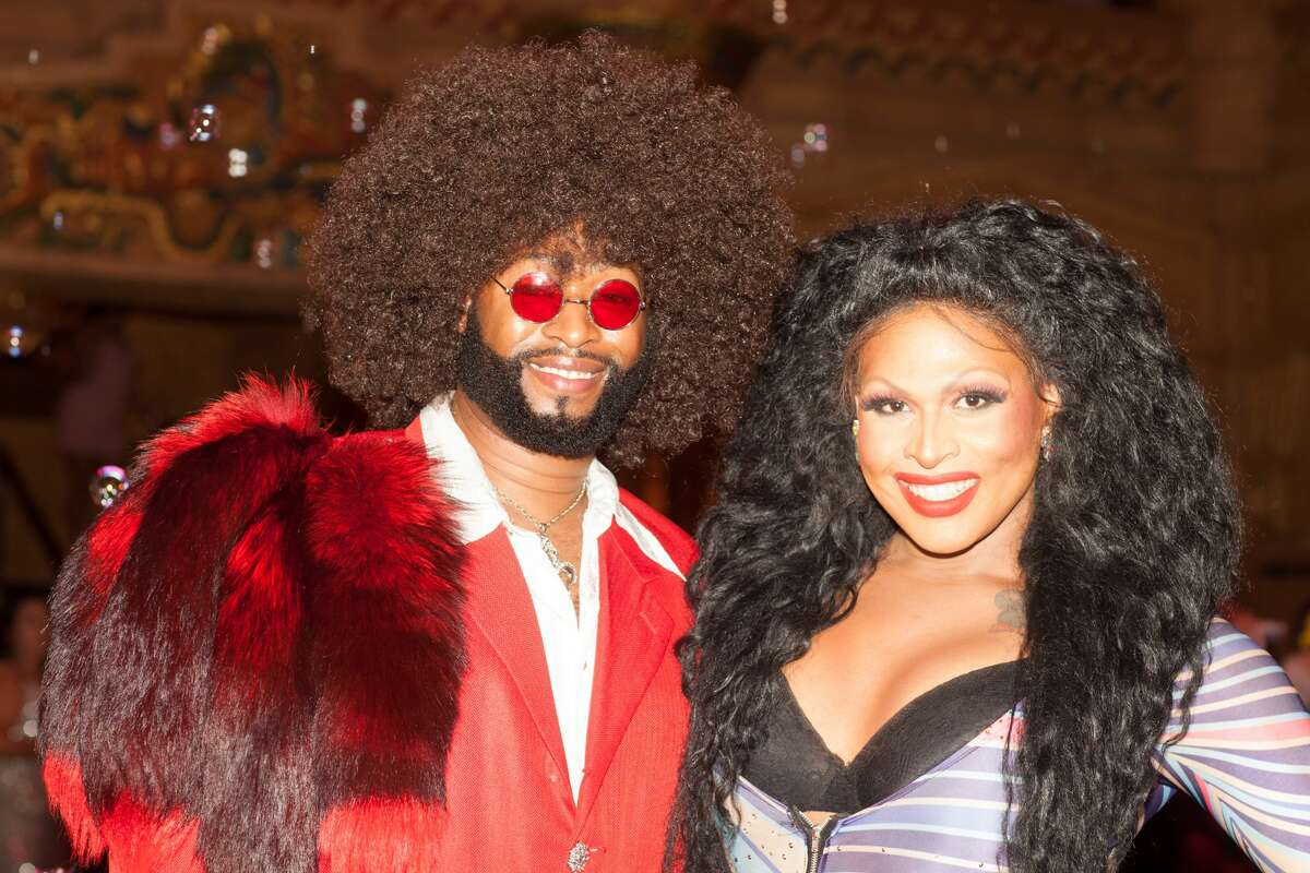 The San Antonio AIDS Foundation hosted its annual fundraising bash with electric vibes and dance fever as the disco 1970's theme
