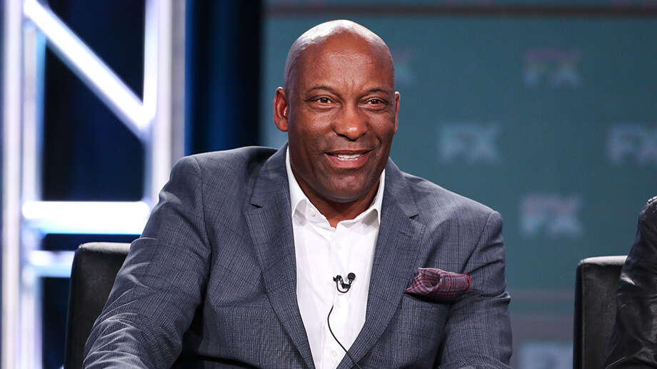 FILE -- Director John Singleton was hospitalized for a stroke after experiencing leg pains earlier this week. Photo: Buchan/Variety/REX/Shutterstock / Copyright (c) 2017 Rex Features. No use without permission.