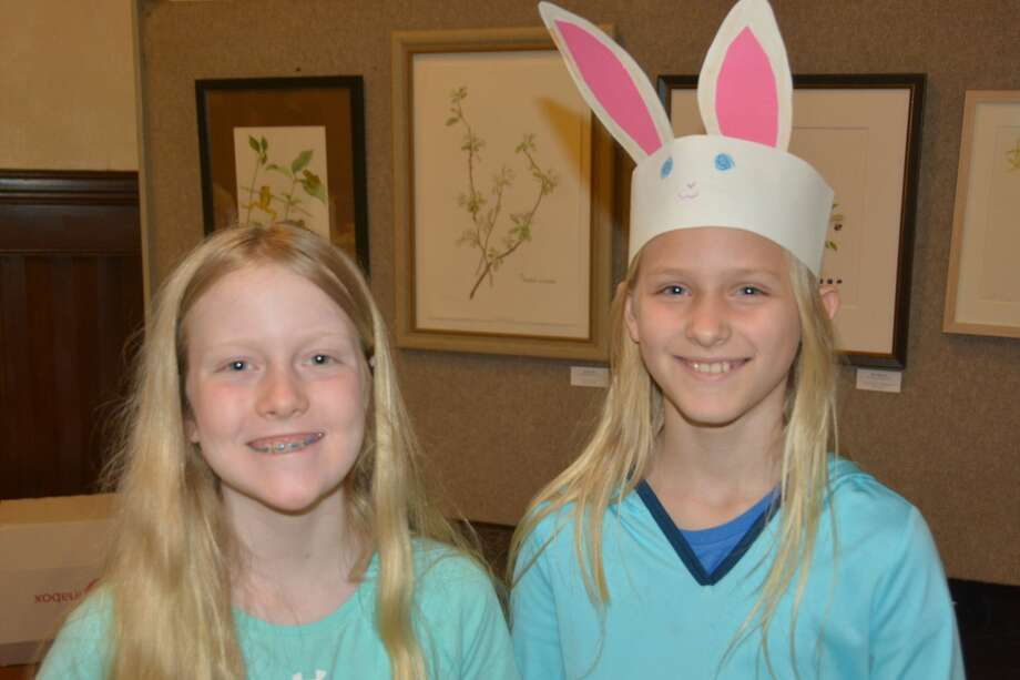 The annual Pequot Library Easter Egg Roll took place on April 20, 2018 in Southport. Kids decorated eggs, danced, met a live bunny and more. Were you SEEN? Photo: Vic Eng / Hearst Connecticut Media Group