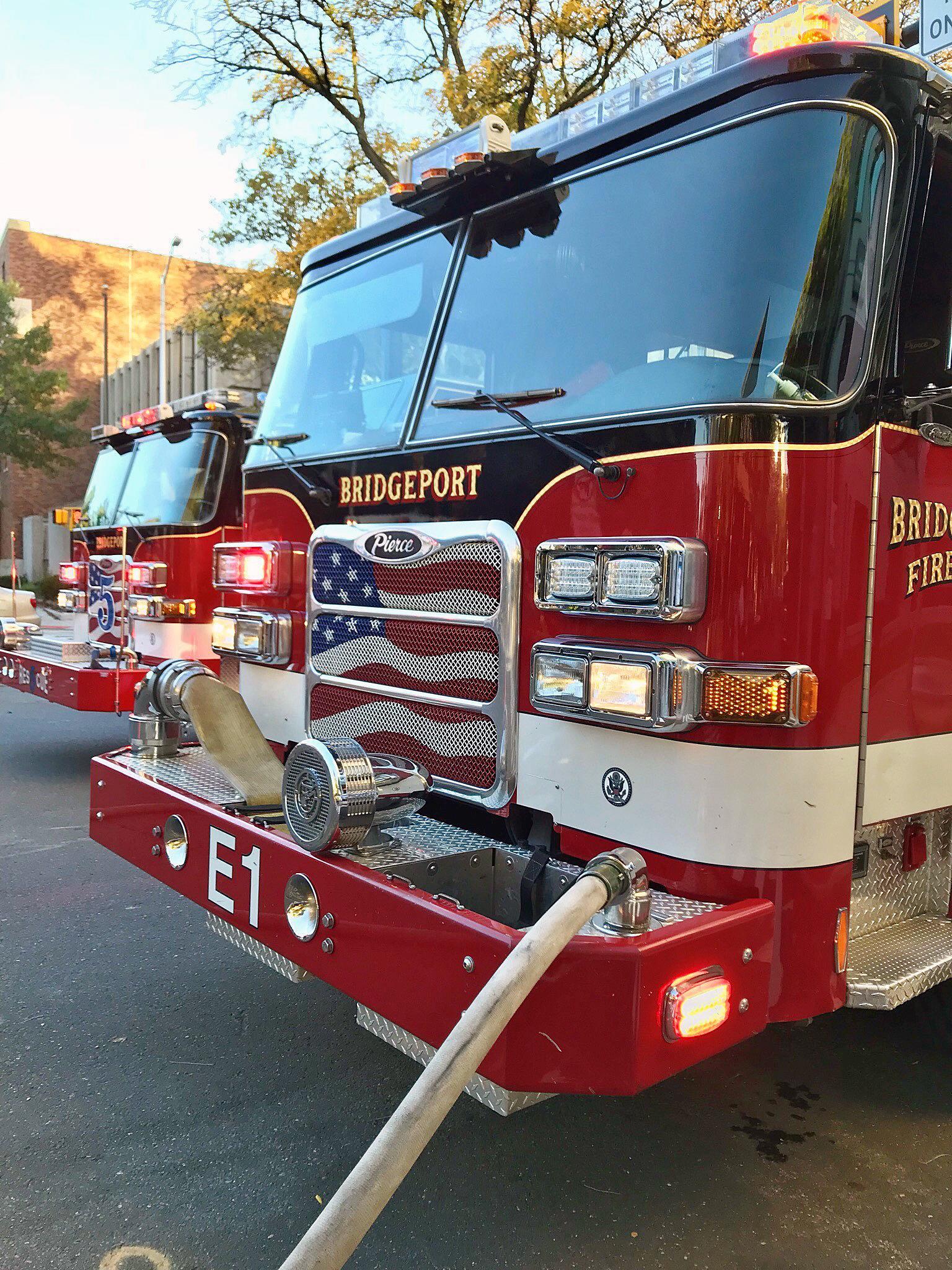 Bridgeport fire quickly extinguished